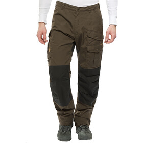 Fjällräven Barents Pro Winter Trousers Men dark olive/black